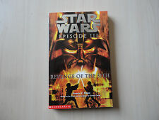 Star Wars: Revenge of the Sith  Novelisation by Patricia C. Wrede (Paperback,...