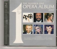 (GA941) The #1 Opera Album 2007, 2CD  - 2007 CD