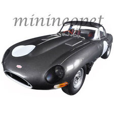 PARAGON 98371 JAGUAR LIGHTWEIGHT E-TYPE CONTINUATION 1/18 DIECAST MODEL CAR GREY