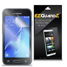2X EZguardz LCD Screen Protector Cover HD 2X For Samsung Galaxy J1 Mini (2016)