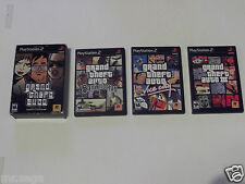GRAND THEFT AUTO TRILOGY for PLAYSTATION 2 'VERY RARE & HARD TO FIND'
