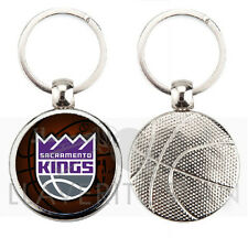 SACRAMENTO KINGS BLAZERS NBA BASKETBALL KEYRING-KEYCHAIN-PORTACHIAVI-LLAVERO