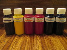 Sublimation Ink for Epson ARTISAN 1400 1430 ciss refillable cartridges 720mls