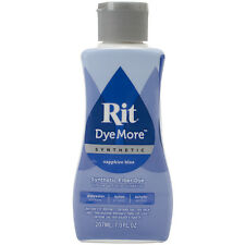 """Rit Dye More Synthetic 7oz-Sapphire Blue, Set Of 3"""