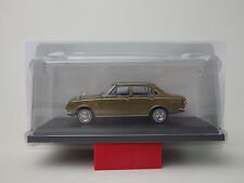 TOYOTA 1st Corona Mark Ⅱ 1968  Brown  1:43 NOREV NEW