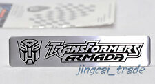 Transformers Armada Autobot Aluminium Decal Badge Emblem for Auto Car SUV Truck