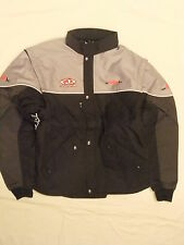 Enduro Jacke XL, Cross, MX, ATV, Vintage, Classic, grau