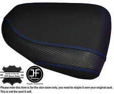 GRIP CARBON R BLUE ST CUSTOM FITS SUZUKI HAYABUSA GSX 1300 99-07 REAR SEAT COVER