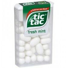 TIC TAC FRESH MINT FLAVOUR PACK OF 40 ( 10.2 gm )