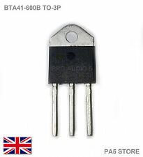 2x BTA41 600B Transistor Triac 600V 40A-BTA41-600B UK Post