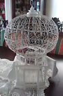Mid Century Bird Cage hand made in Spain