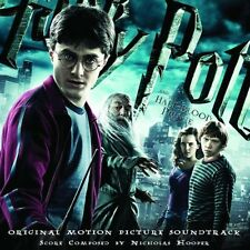 Harry Potter And The Half Blood Prince OST NEW CD