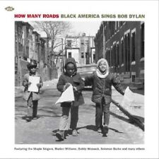 Various Artists - How Many Roads: Black America Sings Bob Dylan / Various [New C