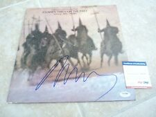 Neil Young Journey Through The Past Signed Autographed LP PSA Certified