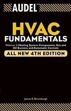 Audel HVAC Fundamentals, Heating System Components, Gas and Oil Burner-ExLibrary