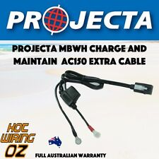 PROJECTA MBWH Fused Vehicle Harness Suits Projecta AC150 & AC250B Chargers