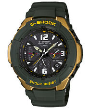 CASIO TOUGH SOLAR GRAVITY DEFIER WORLD TIME ALARM MEN'S WATCH G-1200G-1ADR NEW