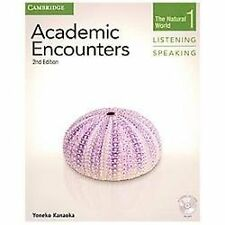 Academic Encounters Level 1 Student's Book Listening and Speaking with DVD b