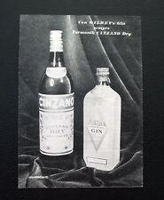 F478 - Advertising Pubblicità - 1953 - CINZANO