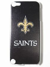 NFL New Orleans Saints Logo iPod Touch iTouch 5/6th Plastic One-Piece Slim Case