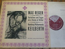 GMA 72 Reger Variations and Fugue on a theme of Hiller / Keiberth GROOVED R/S