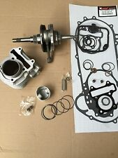 Honda Vision NSC110 NSC ENGINE REBUILD KIT CYLINDER AND CRANKSHAFT & GASKETS