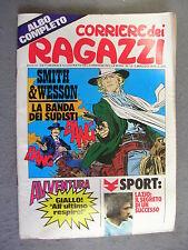 CORRIERE DEI RAGAZZI n. 18 - 05/05/1974 - ANNO III - QUASI OTTIMO
