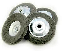 ANGLE GRINDER POLISHING KIT 55 - SURFACE PREPARATION FOR METAL POLISHING