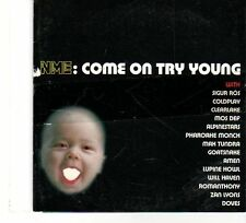 (FP904) N.M.E: Come On Try Young - 2000 CD