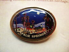 Palm Springs California new Hat Lapel Pin Tie Tac Mint HP9064
