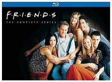 NEW -- Friends: The Complete Series [Blu-ray]