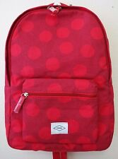 Fossil Ella Backpack Red ZB6839600 NWT