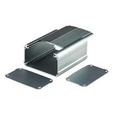 2x Aluminum Project Box Enclosure Case Electronic DIY_Big -55x95x110mm #1176