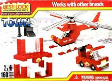 Best-lock 160pc Set Fire Dept Crew Car Station