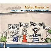Various Artists-Sister Bossa Vol. 6 CD NEW