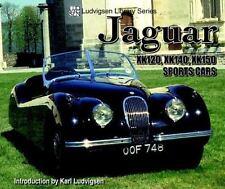 Jaguar XK120,XK140,XK150 Sports Cars (Ludvigsen Library)