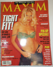 Maxim Magazine Arabella Pin-Up Special February 1997 041415R2