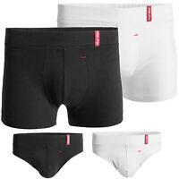 "NUR DER ""RED CODE"" 3er Pack Herren Boxer Shorts / Slips 3D Flex"
