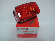 NEW TAILLIGHT ASSEMBLY W/BULB FOR 04-09 YAMAHA RHINO