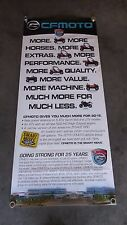 CFMOTO CForce 500HO EPS ZForce 800EX UForce 800 650NK ZForce 600 Dealer Banner