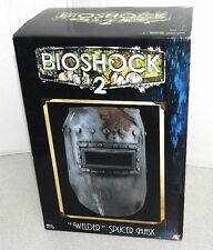 BIOSHOCK 2 WELDER SPLICER MASK PROP REPLICA NEW WEARABLE OR CAN BE DISPLAYED X