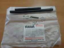NOS OEM Yamaha Carb Air Hose Kit With Clamps And Joint 1982 XZ550RJ 90445-07723