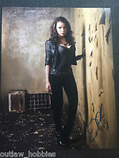 Secret Circle Jessica Parker Kennedy Autographed Signed 11x14 Photo COA