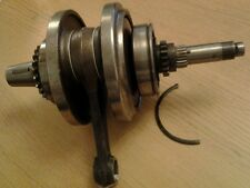 honda cb 250 RS 1984  deluxe, crank shaft assembly 28000 miles