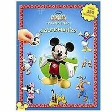 Casa de Mickey/ Mickey Mouse club House by Dolphin Silver (2008, Paperback)