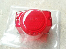 Honda C100 C102 C105 C110 C200 P50 S65 CA160 CB160 CL160 CB450 Tail Light Lens
