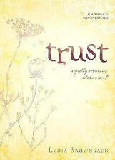 Trust: A Godly Woman's Adornment On-the-Go Devotionals)