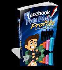 SOCIAL MEDIA FAN PAGES - The Secrets To Creating & Profiting With F.B. Ads (CD)