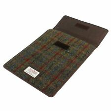 Harris Tweed Mini IPad Tablet Case (Green Check) 25121
