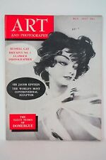 Vintage Girlie Pinup Magazine Art and Photography MAY 1957 NUDE NAKED CHEESECAKE